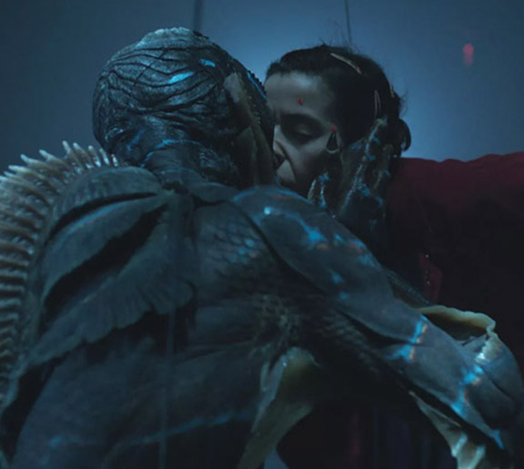 BLOG ARTICLE: Why 'The Shape of Water' is OVERRATED